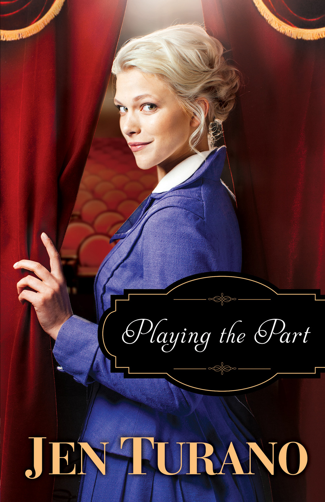 Playing the Part Cover