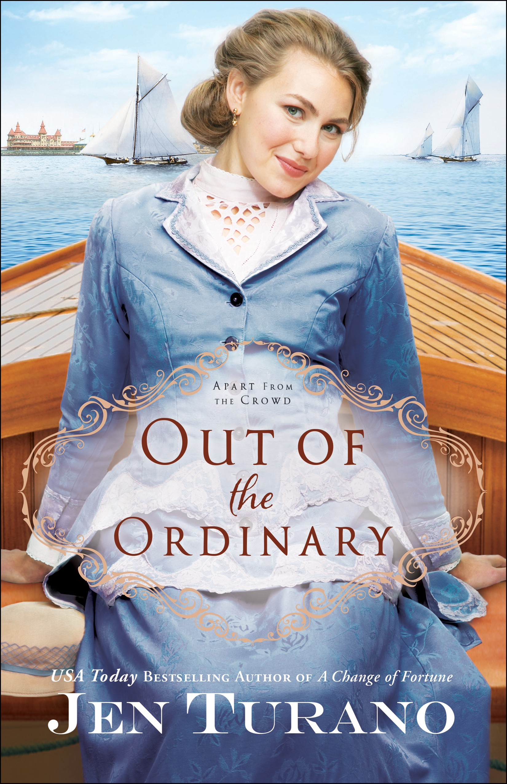 Out of the Ordinary Cover